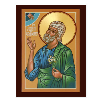 Saint Joseph of Arimathea Prayer Card