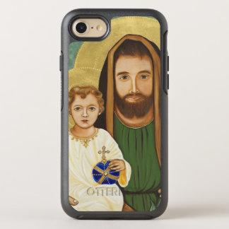 Saint Joseph OtterBox Symmetry iPhone 8/7 Case