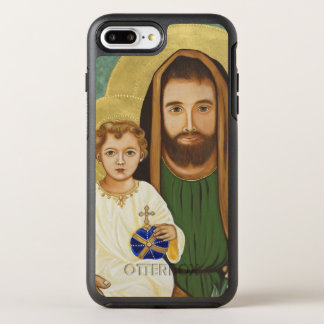 Saint Joseph OtterBox Symmetry iPhone 8 Plus/7 Plus Case