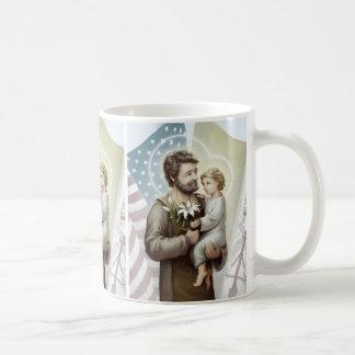 Saint Joseph the Protector Coffee Mug