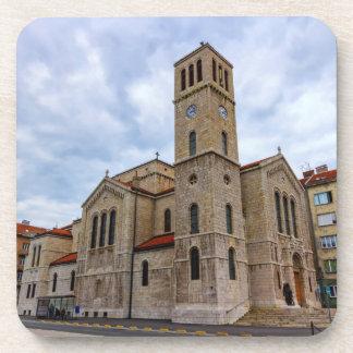 Saint Joseph's Church in Sarajevo. Bosnia and Herz Coaster
