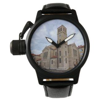Saint Joseph's Church in Sarajevo. Bosnia and Herz Watch