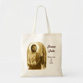 Saint Jude Budget Tote Bag