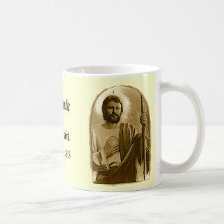 Saint Jude Coffee Mug
