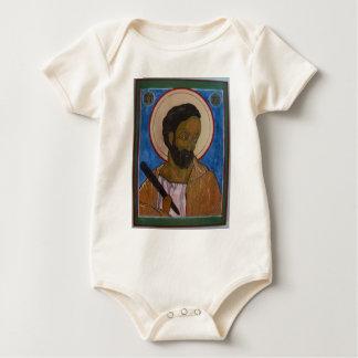 Saint Jude Icon Baby Bodysuit