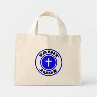 Saint Jude Mini Tote Bag