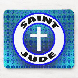 Saint Jude Mouse Pad