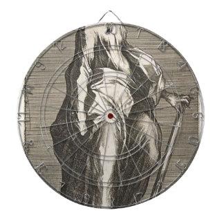 Saint Jude (or Saint Matthias) Dartboard
