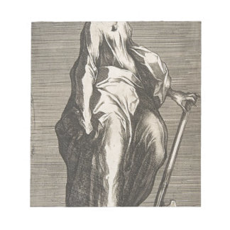 Saint Jude (or Saint Matthias) Notepad
