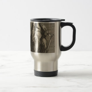 Saint Jude (or Saint Matthias) Travel Mug
