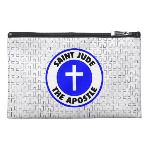 Saint Jude the Apostle Travel Accessories Bags