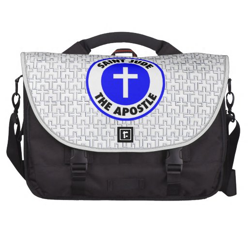 Saint Jude the Apostle Bags For Laptop