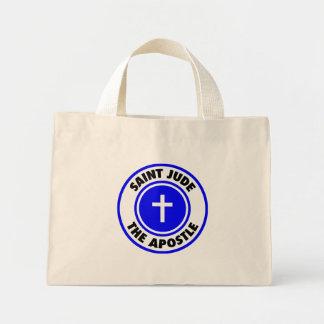Saint Jude the Apostle Mini Tote Bag