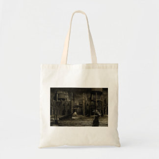 Saint Jude's Gate Budget Tote Bag
