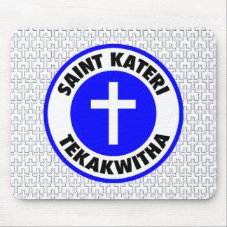 Saint Kateri Tekakwitha Mouse Pad