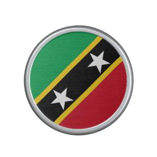 Saint Kitts and Nevis Flag Speaker