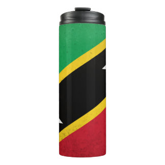 Saint Kitts and Nevis Thermal Tumbler