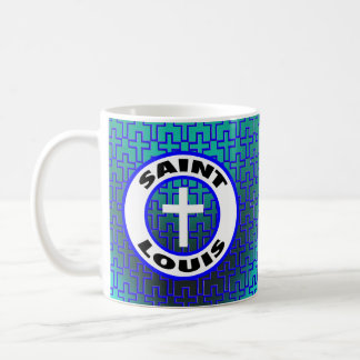 Saint Louis Coffee Mug