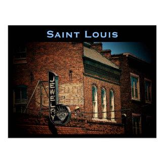 Saint Louis Postcard