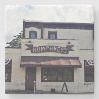 Saint Louis, St. Louis Humphreys, Marble Coaster. Stone Coaster