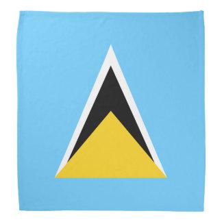 Saint Lucia Flag Do-rag