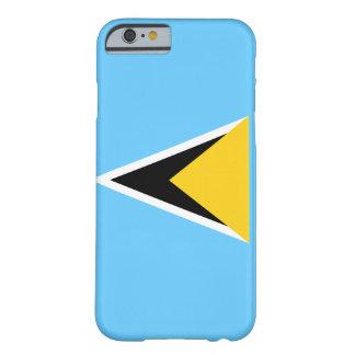 Saint Lucia Flag Phone Case
