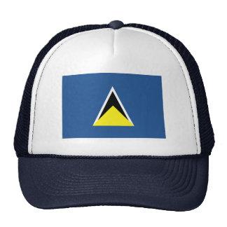 Saint Lucia Trucker Hat