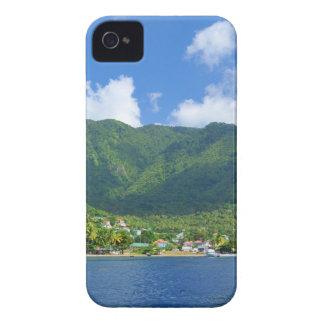 Saint Lucia iPhone 4 Cover