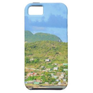 Saint Lucia iPhone 5 Cover