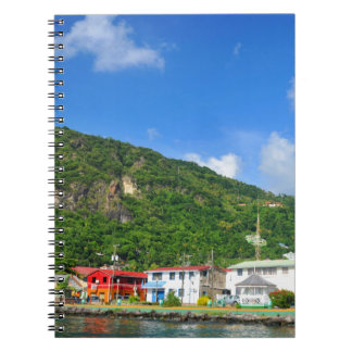 Saint Lucia Note Book