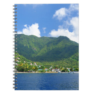 Saint Lucia Notebooks