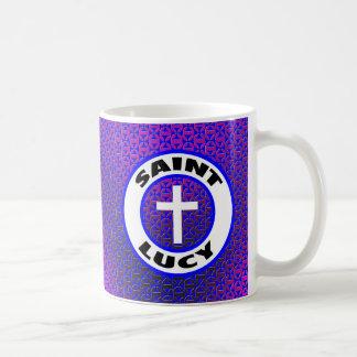 Saint Lucy Coffee Mug