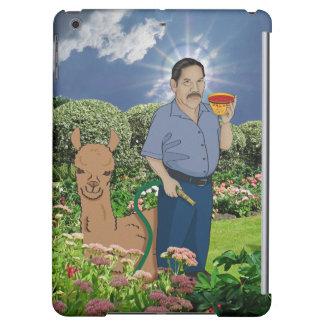 Saint Luis in the Garden iPad Case