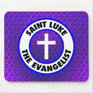 Saint Luke the Evangelist Mouse Pad