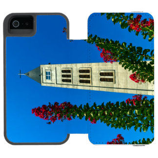 Saint Luke tower in Mostar, Bosnia and Herzegovina Incipio Watson™ iPhone 5 Wallet Case