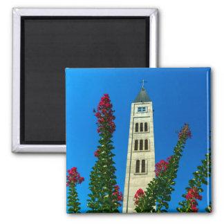 Saint Luke tower in Mostar, Bosnia and Herzegovina Magnet