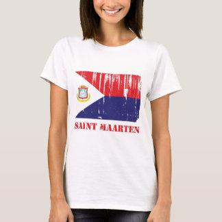 Saint Maarten Flag T-Shirt