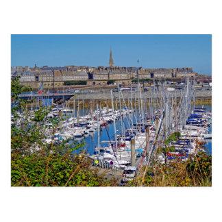Saint-Malo Postcard