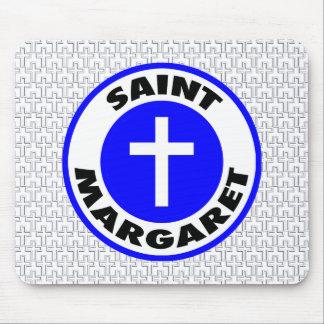 Saint Margaret Mouse Pad