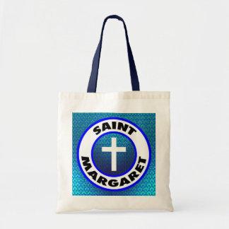 Saint Margaret Tote Bag