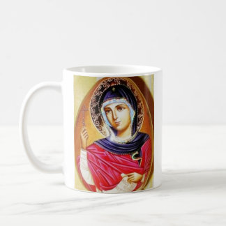 Saint Margarita Coffee Mug