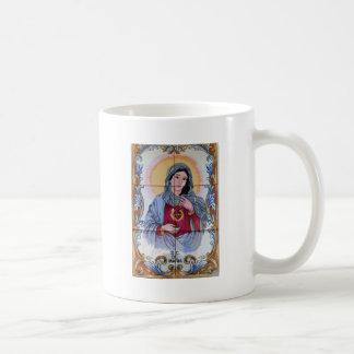 Saint Maria in catholic church Coffee Mug