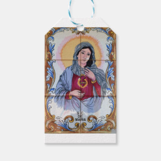 Saint Maria in catholic church Pack Of Gift Tags