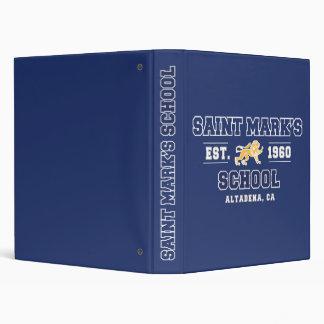 Saint Mark's Binder