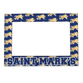 Saint Mark's Magnetic Picture Frame (Horizontal)