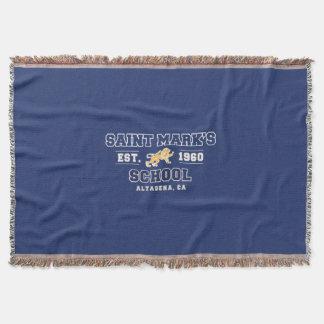 Saint Mark's Woven Blanket