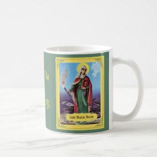 Saint Martha Nine Week Novena Prayer Coffee Mug