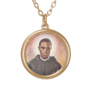 Saint Martin de Porres Necklace