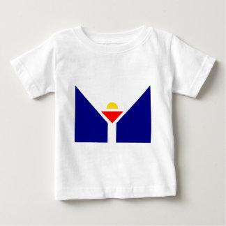 saint-martin-Flag Baby T-Shirt
