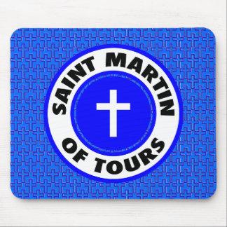 Saint Martin of Tours Mouse Pad